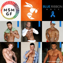 MSMGF and Hornet Launch Blue Ribbon Boys HIV Viral Suppression Campaign