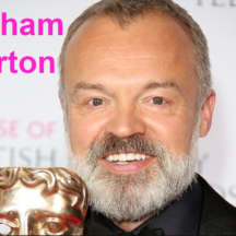 "Graham Norton:""Recently, horrible events have shown just how prevalent homophobia still is in the world."""